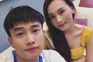 Quốc Trường hài hước trêu Bảo Thanh 'trông đồ cho Vũ đi bơi với gái'