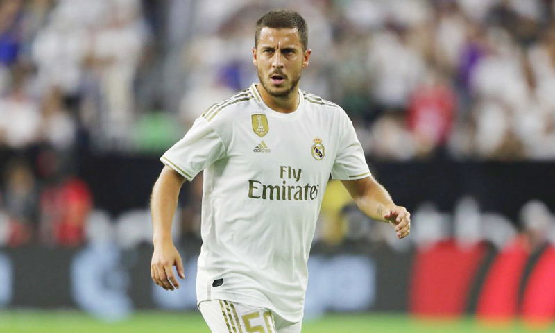 Hazard tăng 7kg, Real Madrid sợ thành 'bom xịt'
