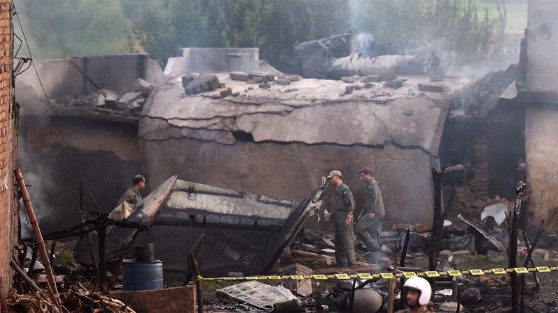 Pakistan,máy bay rơi,tai nạn máy bay