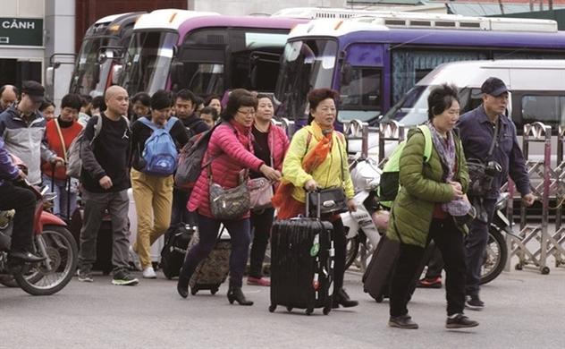 khách Trung Quốc,du khách Trung Quốc