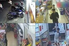 Băng cướp nhí 'đại náo' nhiều cửa hàng tiện lợi ở Sài Gòn