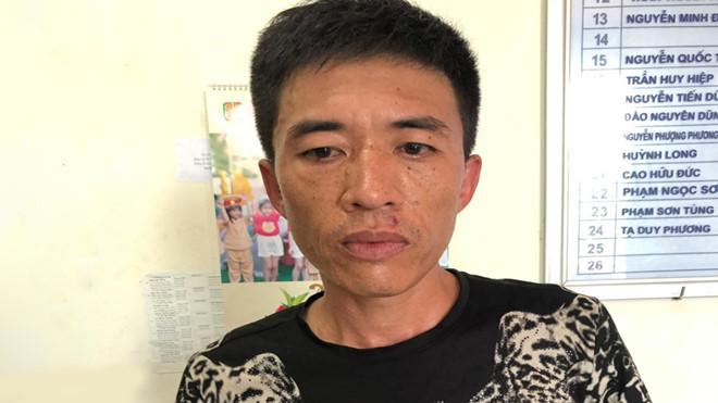 Chân tướng kẻ nghi ngáo đá bắn công an bị thương ở Hà Nội