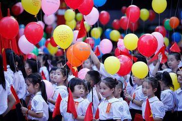 Education ministry encourages greener year-start ceremonies