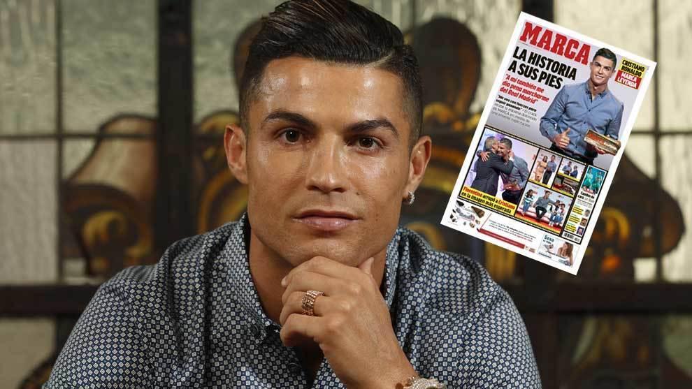 Ronaldo tuyên bố nóng về Real Madrid và Juventus