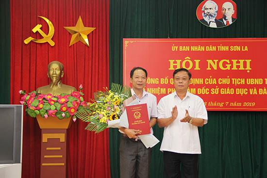 Sơn La liên tiếp bổ sung 3 phó giám đốc Sở Giáo dục