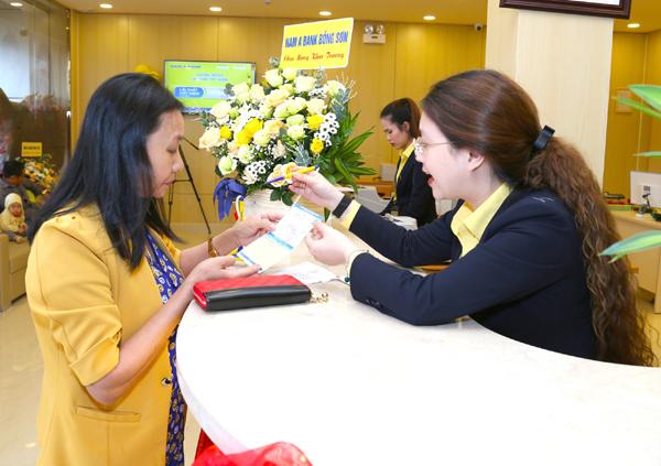 Thêm một điểm giao dịch của Nam A Bank ở Đắk Lắk