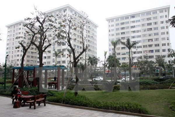 Land shortage affects national social housing target