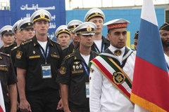 Iran tập trận cùng Nga trên vùng biển đang căng với Mỹ
