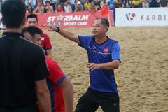 """Dàn xếp tỷ số, HLV Khánh Hoà bị """"treo giò"""" 2 năm"""