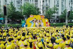 Giới trẻ 'phủ vàng' mạng xã hội, lan tỏa niềm vui