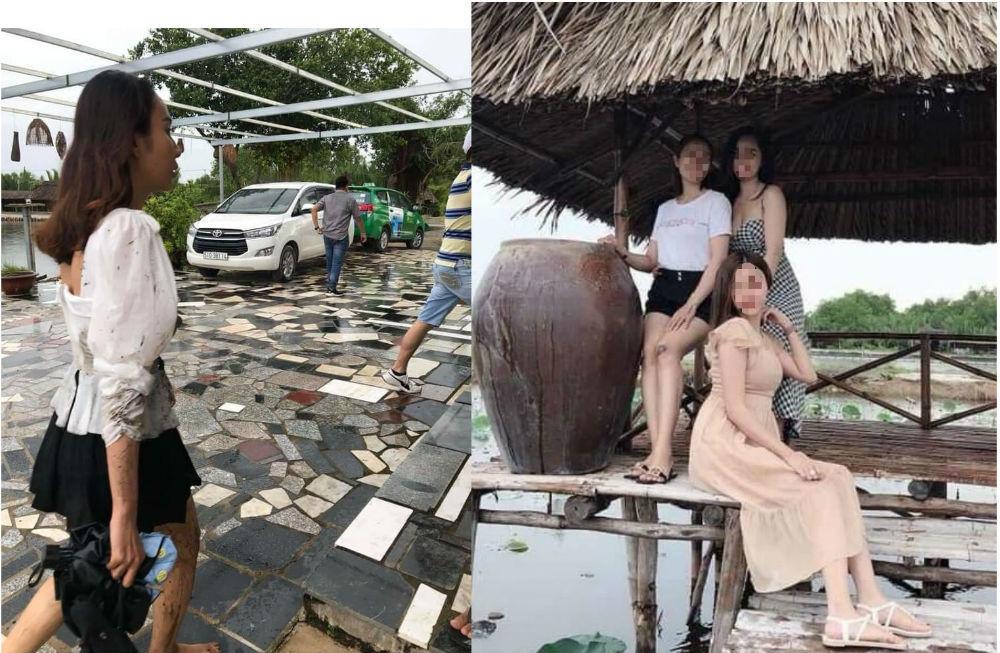 Nhóm thanh niên bị 'tố' trêu gái rồi đẩy nạn nhân xuống ao ở Sài Gòn