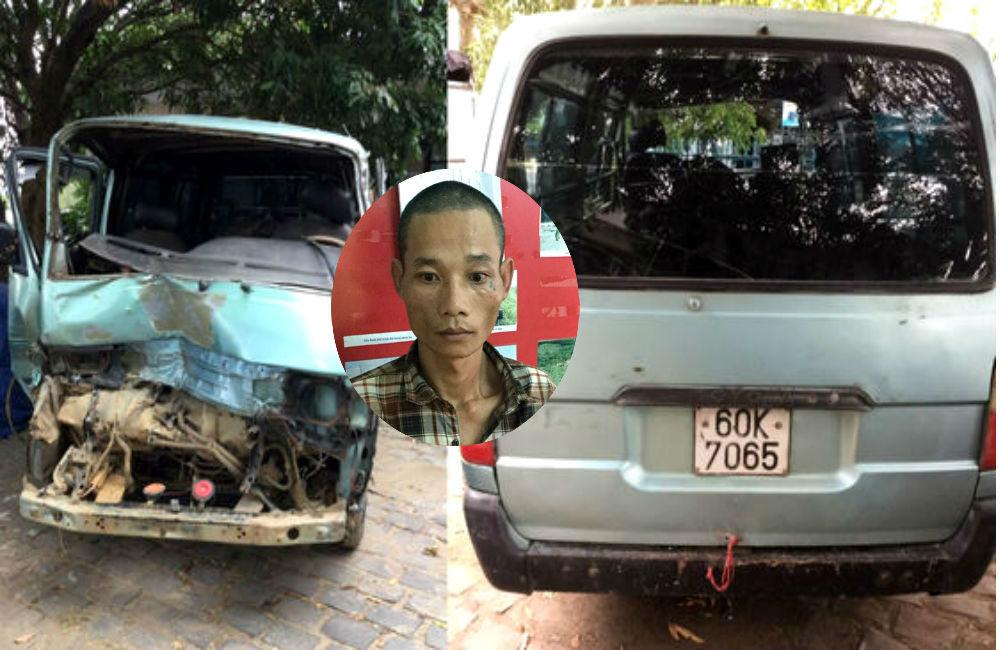CSGT bị tông văng ở Gia Lai, thưởng tài xế quay clip chặn xe gỗ lậu