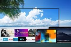 Smart TV Samsung được trang bị kho nội dung giải trí đa dạng