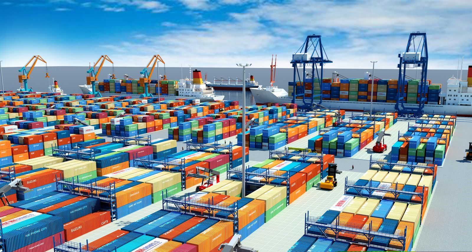 Foreign firms dominate Vietnam logistics market through recent M&As