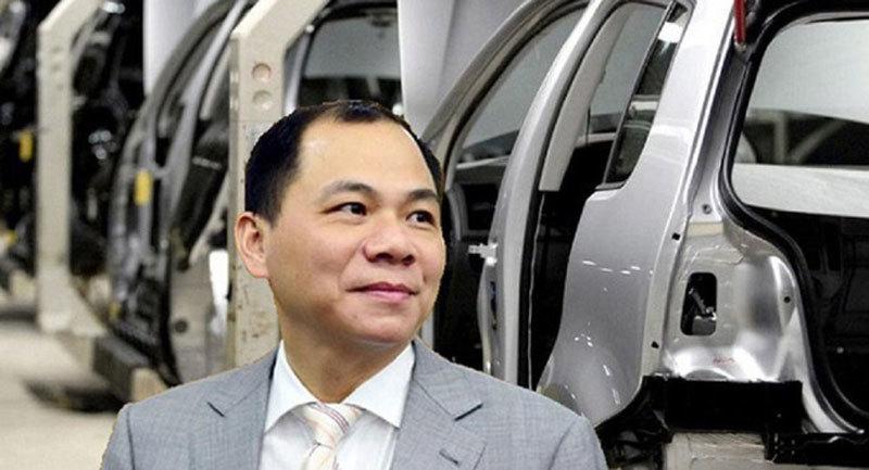 Guồng máy của tỷ phú số 1 Việt Nam, giá cao đại gia ngoại thèm khát