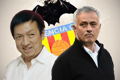 Tỷ phú Singapore mời Mourinho dẫn Valencia