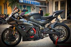 Biker Sài thành bỏ nửa tỷ đồng độ áo mới cho mô tô