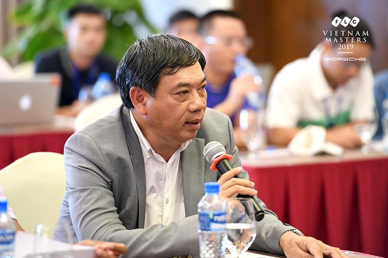 'FLC Vietnam Masters tổ chức nhiều giải, Hiệp hội ủng hộ hết mức'