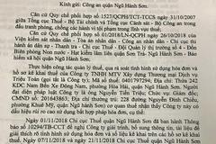 Công an Đà Nẵng điều tra nghi vấn doanh nghiệp 'ăn gian' thuế
