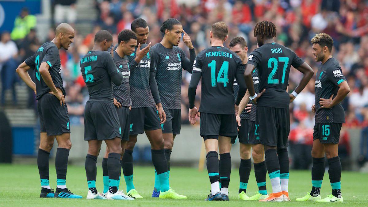 Liverpool thua liên tiếp, báo động cho Jurgen Klopp