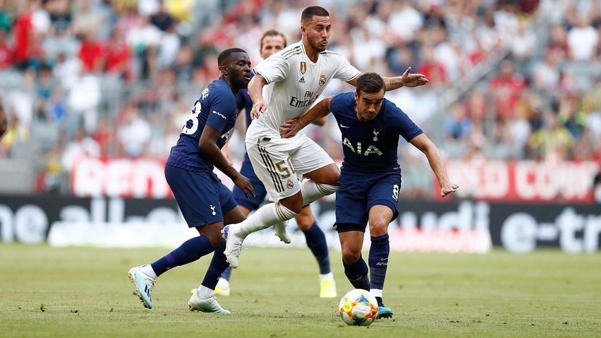 Harry Kane lập đại công, Tottenham đánh gục Real Madrid