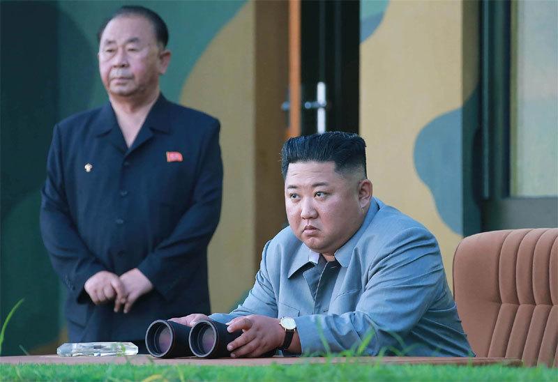 Hàn nhận diện vũ khí Triều Tiên vừa thử, Nhật họp khẩn