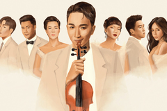 Hoàng Rob hãi hùng khi nghĩ lại bài hát hợp tác với Quang Dũng