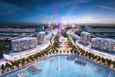 Kiên Giang: Khởi động dự án lấn biển