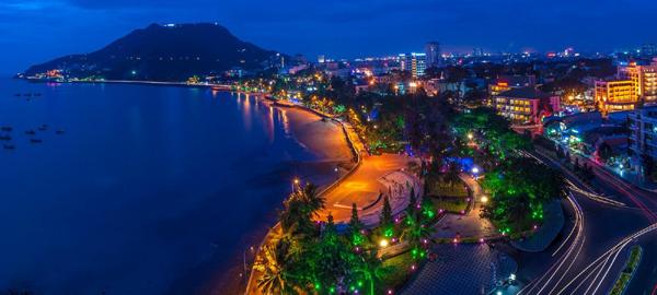 Sau cung đường resort, Vũng Tàu sắp có khu giải trí về đêm