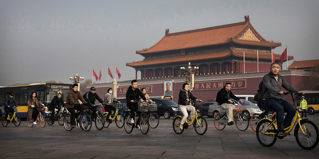 Vì sao hàng triệu chiếc xe đạp bị vứt bỏ như rác ở Trung Quốc