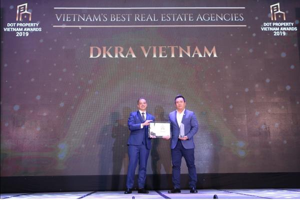 DKRA Vietnam liên tục được vinh danh trong nửa đầu năm 2019