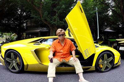 Gặp tay trùm xã hội đen Nhật mê độ siêu xe Lamborghini
