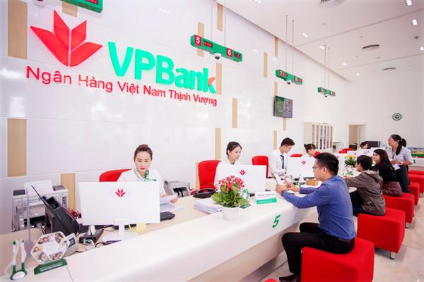 Nửa đầu năm 2019, VPBank đạt lợi nhuận trước thuế hơn 4343 tỷ đồng