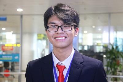 Học sinh Yên Bái đầu tiên có huy chương  Olympic quốc tế
