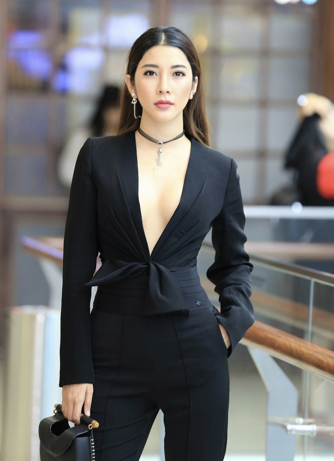 Yan My hội ngộ Lương Giang tại sự kiện