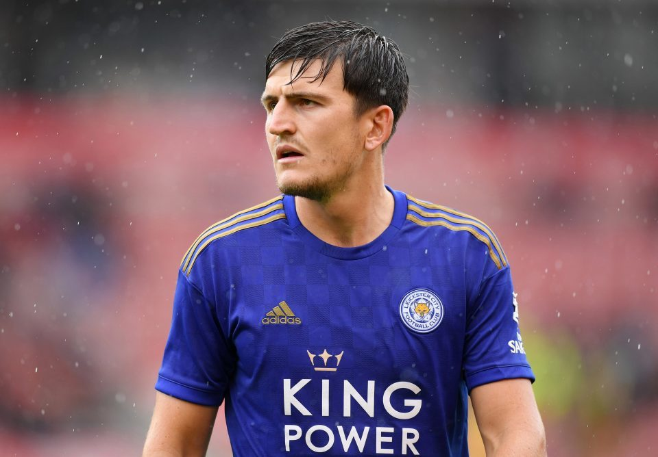MU,Leicester,Harry Maguire,Solskjaer