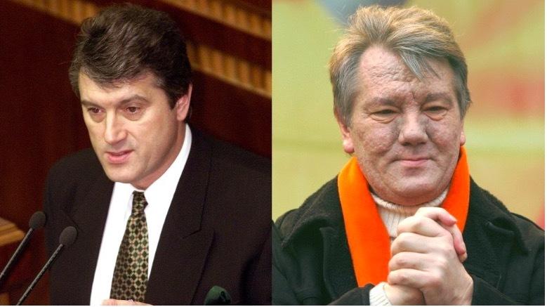 đầu độc,dioxin,Ukraina,Yushchenko,Tổng thống Ukraina,chính trường