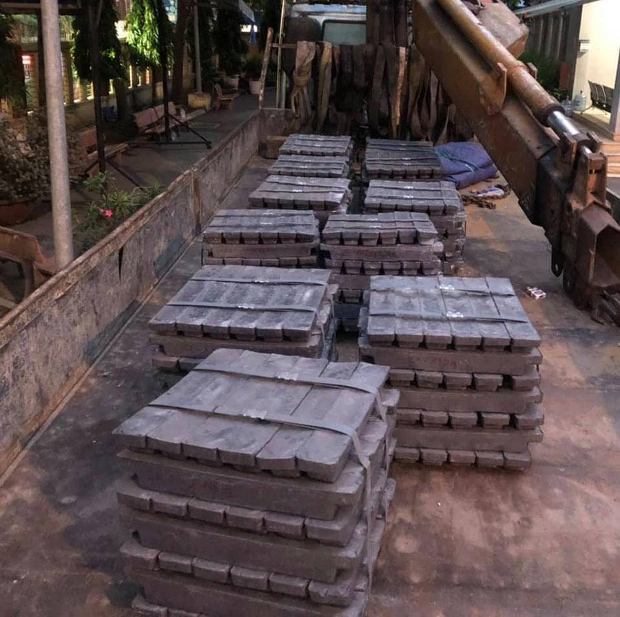 Em trai trộm container thùng hàng hơn 1 tỷ đồng của anh ruột