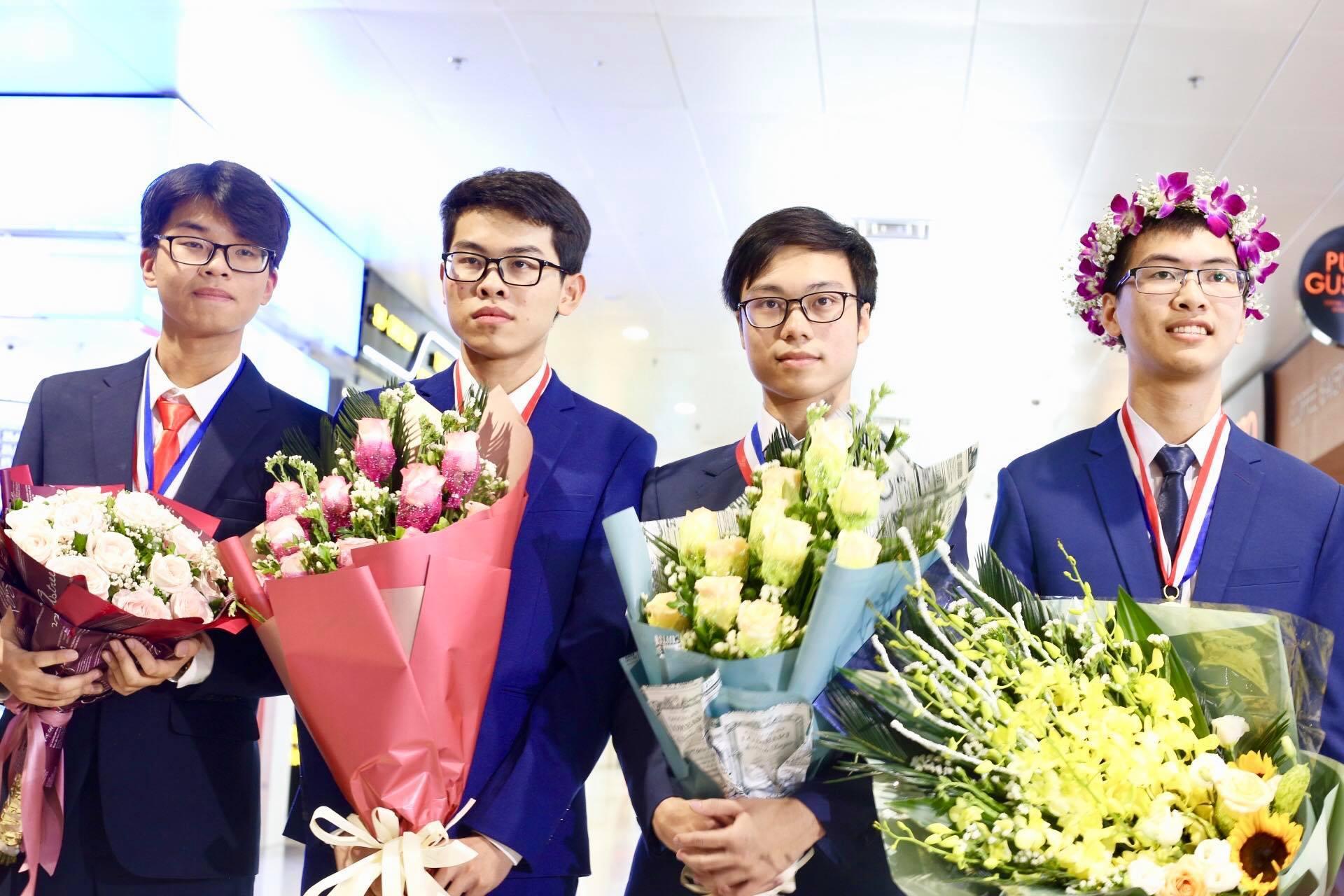 Olympic quốc tế,Kỳ thi Olympic Hóa học Quốc tế