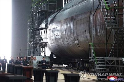 Khả năng đáng gờm của tàu ngầm Triều Tiên mới