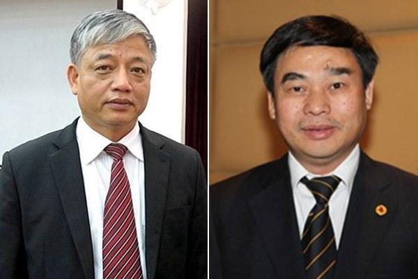 Thủ tướng ký quyết định nghỉ hưu cho 2 Thứ trưởng