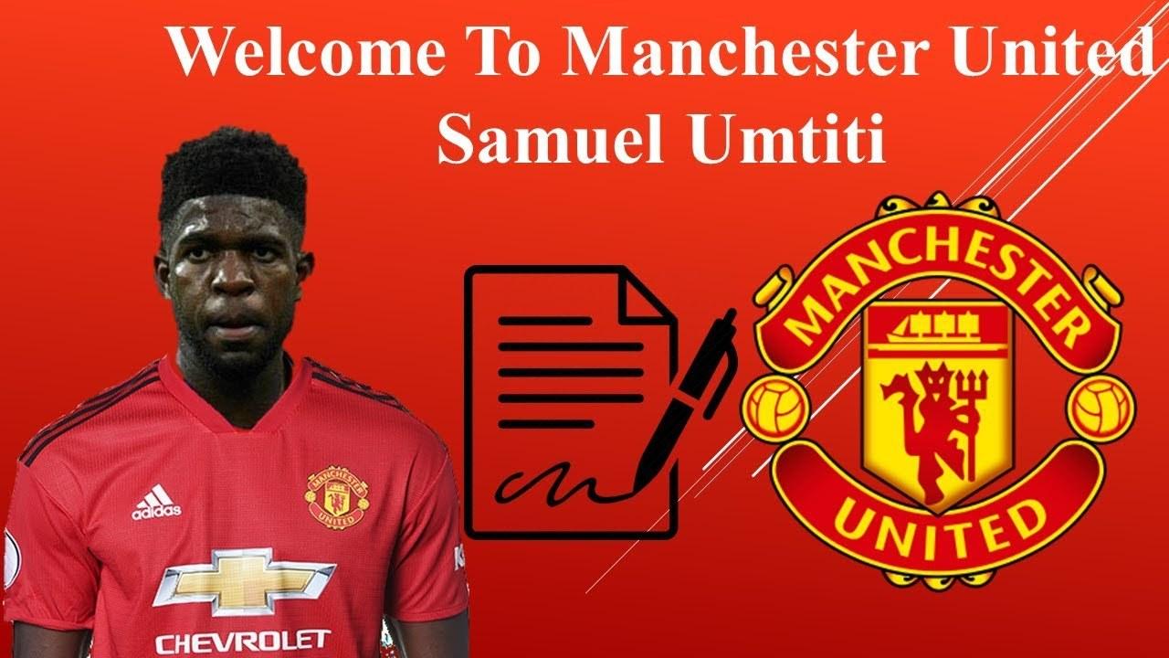 MU xong thỏa thuận Barca, có 'bom tấn' Umtiti