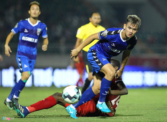 Six Vietnamese players to look out for in AFC Cup final
