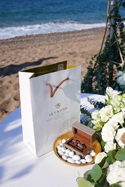 Skymond Luxury ra mắt bộ trang sức mới