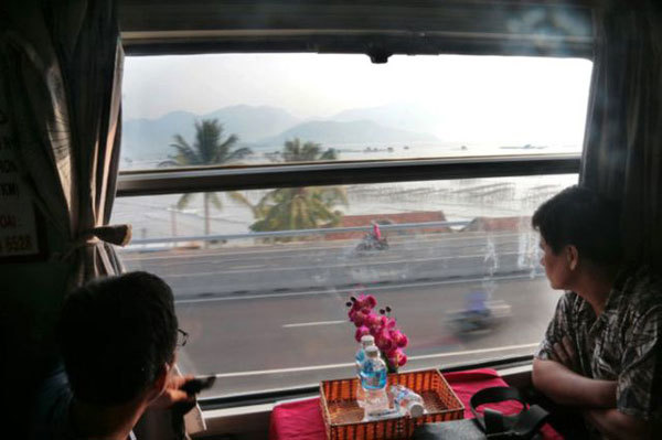 The delicious melancholy of Vietnamese Reunification Express
