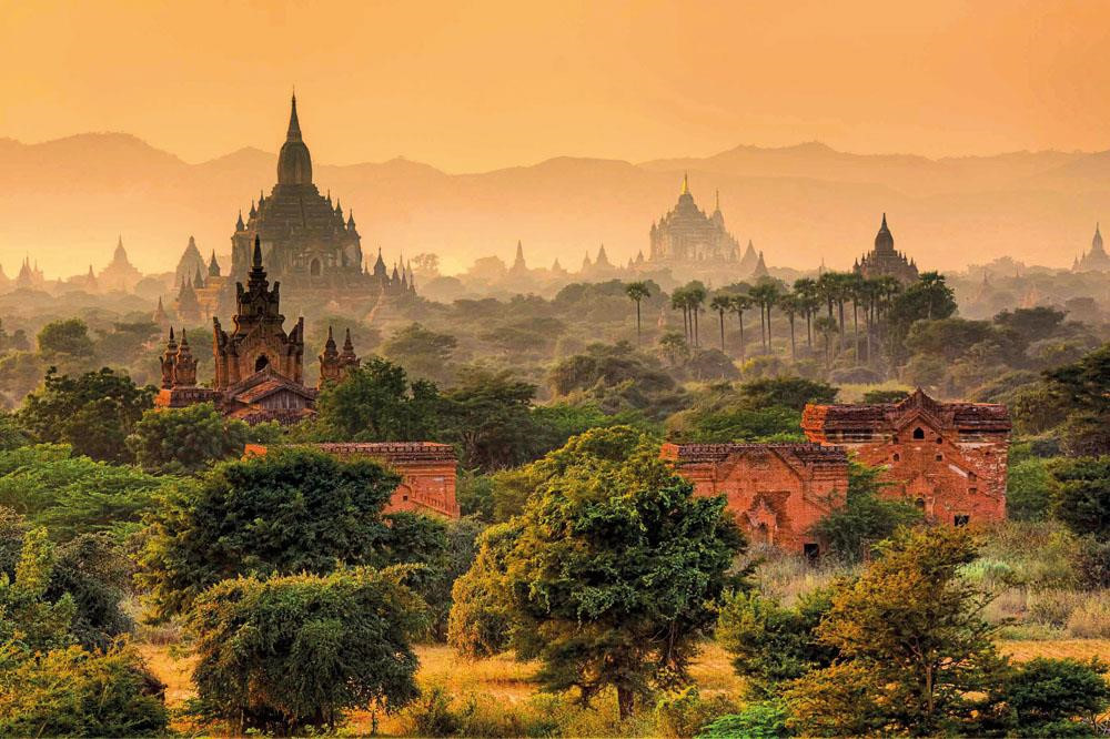 Tran Quoc Pagoda,Buu Long Pagoda,most beautiful Buddhist temples,National Geographic,travel news,Vietnam guide,Vietnam tour,travelling to Vietnam