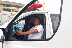 Volunteer ambulance drivers save lives in remote area