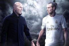 """Zidane cương quyết """"đày đọa"""" Bale, Real càng hỗn loạn"""