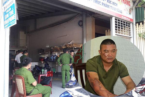 Bắt kẻ đốt nhà bạn gái khiến 5 người nhập viện ở Nghệ An
