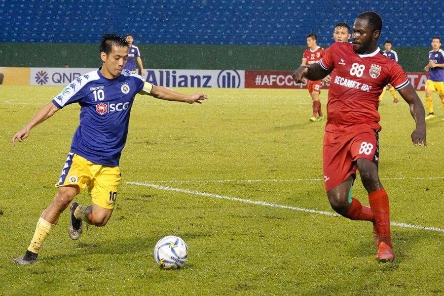 AFC Cup 2019,Hà Nội,Bình Dương,Hà Nội vs Bình Dương